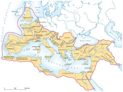 Mediterraneo Cartina.Il Mare